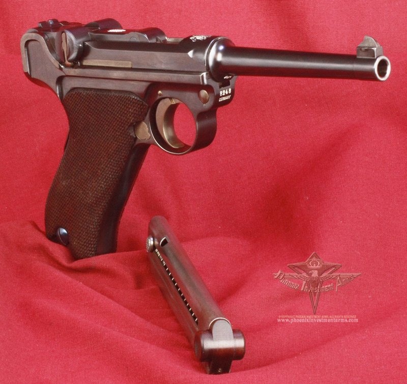 1900 American Eagle Luger 7 65mm