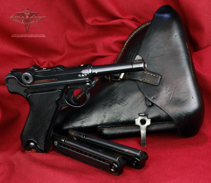 German Luger Collectibles